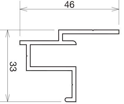 Vエッジ図